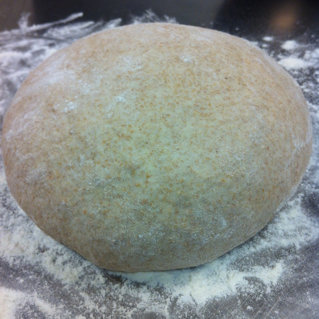 organic pizza dough
