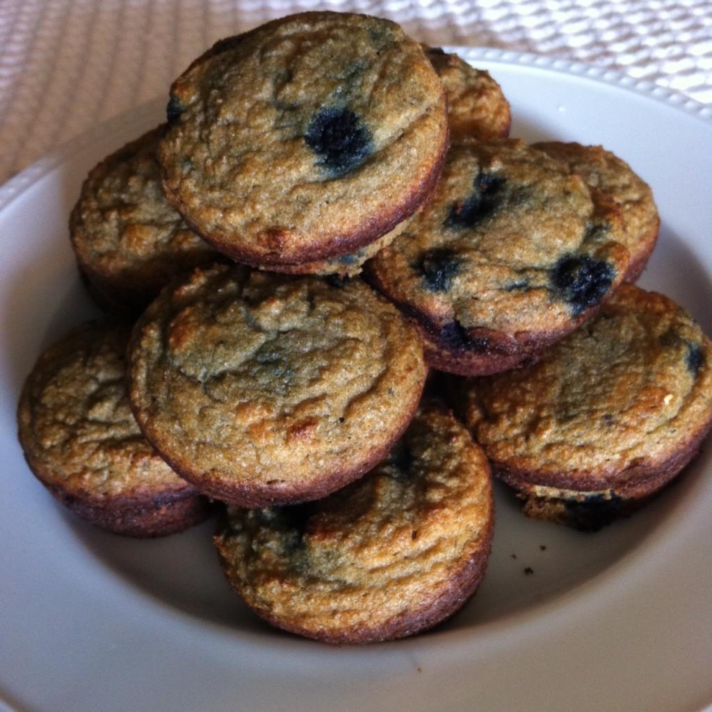 Paleo Coconut Flour Muffin